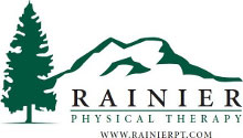 Rainier Physical Therapy, Logo